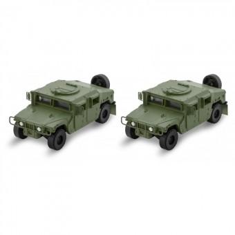 MTL 49945952 2 Stk. Humvee Bausatz - Olive Drab