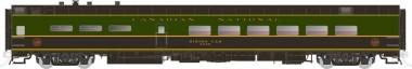 Rapido Trains 124004 CN  Speisewagen Ep.3/4