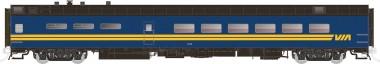 Rapido Trains 124010 VIA Speisewagen Ep.4