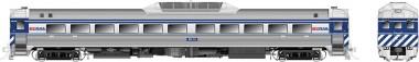 Rapido Trains 16119 BC Rail Triebwagen Budd RDC-1 Ep.6