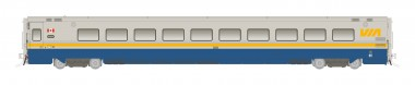 Rapido Trains 508001 VIA Personenwagen 2.Kl. Ep.4/5