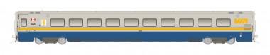 Rapido Trains 508002 VIA Personenwagen 1.Kl. Ep.4/5