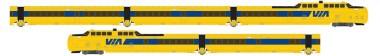 Rapido Trains 520006 VIA Triebzug TurboTrain 5-tlg Ep.4/5
