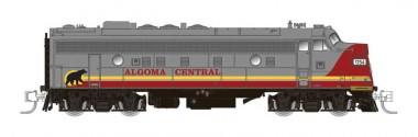 Rapido Trains 530015 Algoma Central Diesellok EMD FP9A