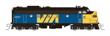 Rapido Trains 530513 VIA Diesellok EMD FP9A Ep.4/5