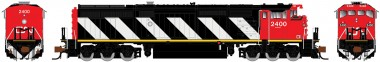 Rapido Trains 540006 CN Diesellok Dash 8-40CM Ep.4/5