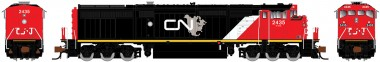 Rapido Trains 540009 CN Diesellok Dash 8-40CM Ep.5