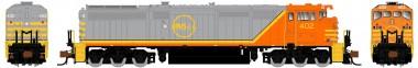 Rapido Trains 540028 QNSL Diesellok Dash 8-40CM Ep.5