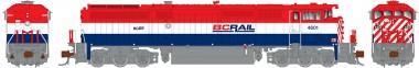 Rapido Trains 540518 BCOL Diesellok Dash 8-40CM Ep.5