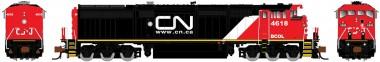Rapido Trains 540526 BCOL Diesellok Dash 8-40CM Ep.6