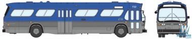 Rapido Trains 701023 GMC TDH-5301 Edmonton Transit