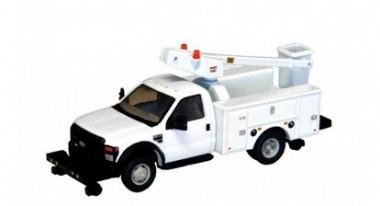River Point 536572901 Ford F-450 XL Hi-Rail Bucket Truck