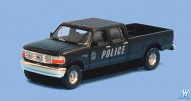 River Point N38L65717 1992 Ford F Series Crew Cab Police 2 Stk