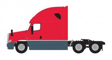 Trainworx 42543 Freightliner Cascadia Zugmaschine Red