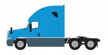 Trainworx 42544 Frtlne Cascadia Zugmaschine - Light Blue