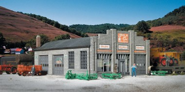 Walthers 2912 State Line Farm Supply