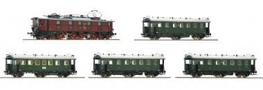 Fleischmann 391771 DRG Personenzug-Set 5-tlg Ep.2a AC