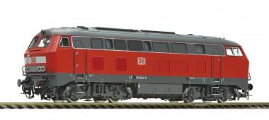 Fleischmann 424005 DBAG Diesellok BR 215 Ep.5