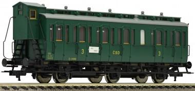 Fleischmann 507005 CSD Personenwagen 3.Kl. Ep.3