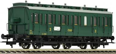 Fleischmann 507055 CSD Personenwagen 3.Kl. Ep.3
