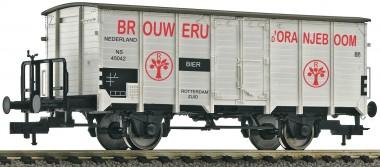 Fleischmann 534804 NS ORANJEBOOM ged. Güterwagen Ep.3