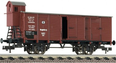 Fleischmann 536601 KPEV Gedeckter Güterwagen Ep.1