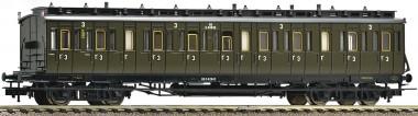 Fleischmann 569001 NS Personenwagen 3.Kl. Ep.2