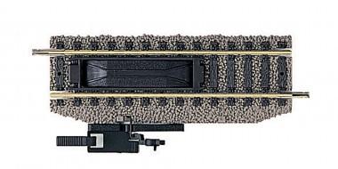 Fleischmann 6114 Entkupplungsgleis 100 mm Handbetrieb