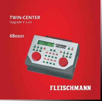 Fleischmann 680201 Upgrade Version 2.00 für das Twin-Center