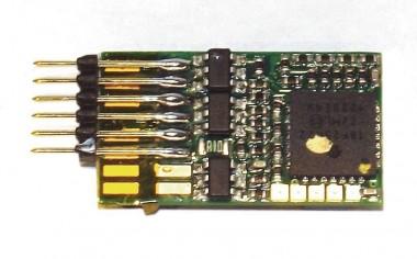 Fleischmann 687303 DCC-Decoder mit 6-polig (NEM 651)