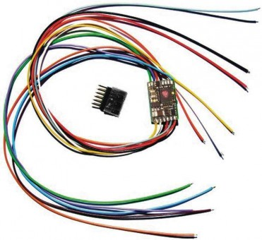 Fleischmann 69685403 DCC-Decoder mit 11 Litzen
