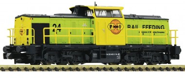 Fleischmann 721015 RRF Diesellok 24 Ep.6