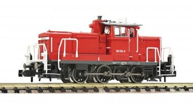 Fleischmann 722482 DBAG Diesellok BR 363 Ep.5/6