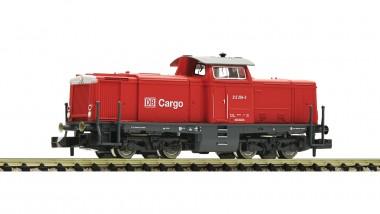 Fleischmann 723008 DBAG Diesellok BR 212 Ep.5