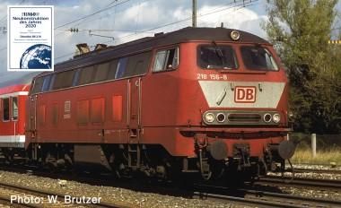Fleischmann 724220 DBAG Diesellok BR 218 Ep.5