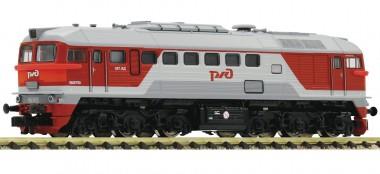 Fleischmann 725210 RZD Diesellok M62 Ep.6