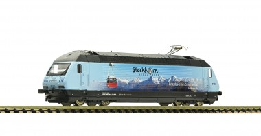 Fleischmann 731398 BLS E-Lok Re 465 Ep.6