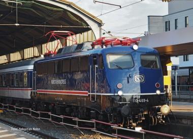 Fleischmann 733605 NX E-Lok BR 110 Ep.6