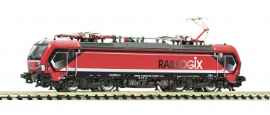 Fleischmann 739398 Raillogix E-Lok BR 193 Ep.6