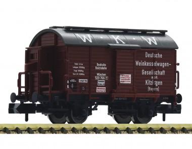 Fleischmann 845701 DRG Weinfasswagen 2-achs Ep.2