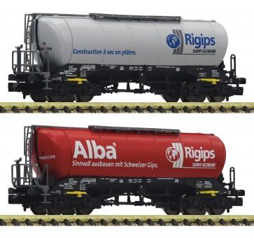 Fleischmann 848904 Rigibs Güterwagen-Set 2-tlg. Ep.6