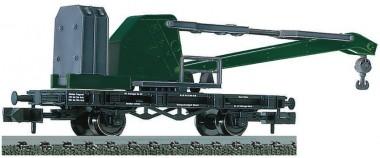 Fleischmann 850301 DB Kranwagen Ep.3