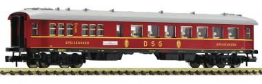 Fleischmann 863303 DB Fernschnellzug-Speisewagen Ep.3