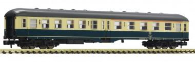 Fleischmann 866506 DB Mitteleistiegswagen 1./2.Kl. Ep.4