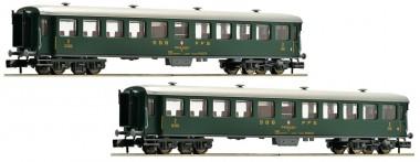 Fleischmann 881814 SBB 2-tlg. Schnellzugwagen-Set Ep.4