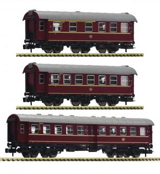 Fleischmann 881904 DB Güterwagen-Set 3-tlg. Ep.3