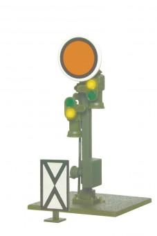 Fleischmann 920201 Vorsignal, Scheibe beweglich