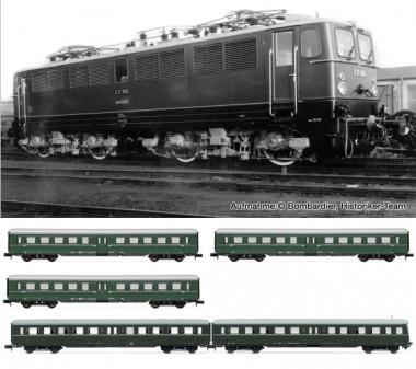 Arnold HN1014 DR Personenzug Set 6-tlg. Ep.4