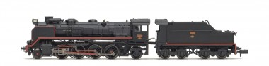 Arnold HN2449D RENFE Dampflok Serie 141F Ep.3
