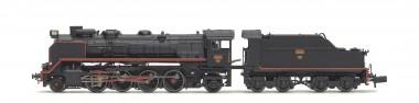 Arnold HN2449S RENFE Dampflok Serie 141F Ep.3
